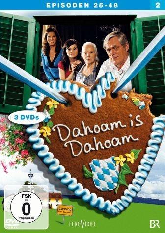 DVD »Dahoam is Dahoam - Episoden 25-48 (3 DVDs)«