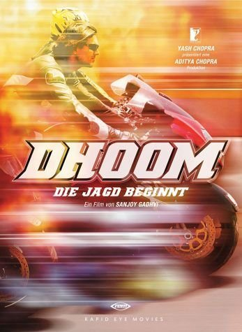 DVD »Dhoom«