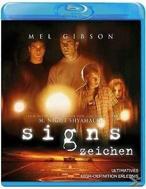 Blu-ray »Signs - Zeichen«