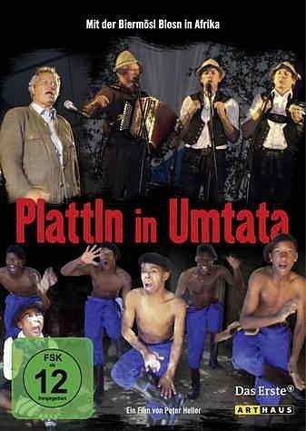 DVD »Plattln in Umtata - Mit der Biermösl Blosn in...«