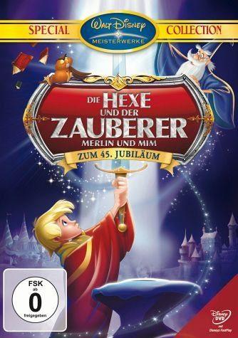 DVD »Die Hexe und der Zauberer (Special Collection,...«