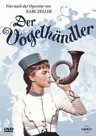DVD »Der Vogelhändler«
