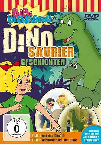 DVD »Bibi Blocksberg - Dinosauriergeschichten«