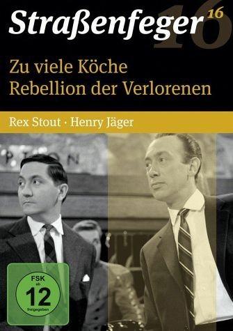 DVD »Zu viele Köche / Rebellion der Verlorenen (4...«