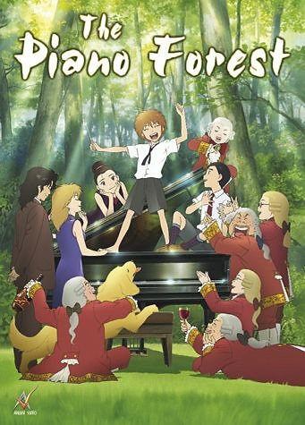 DVD »The Piano Forest«