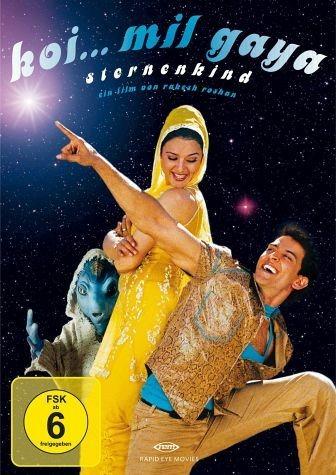 DVD »Koi mil gaya - Sternenkind«