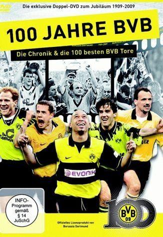 DVD »100 Jahre BVB - Die Chronik (2 DVDs)«