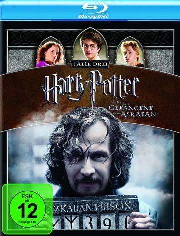 Blu-ray »Harry Potter und der Gefangene von Askaban«