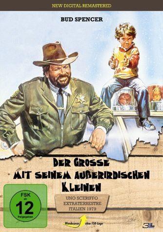 DVD »Der Große mit seinem außerirdischen Kleinen«