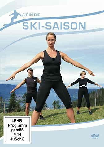 DVD »Fit in die Ski-Saison«