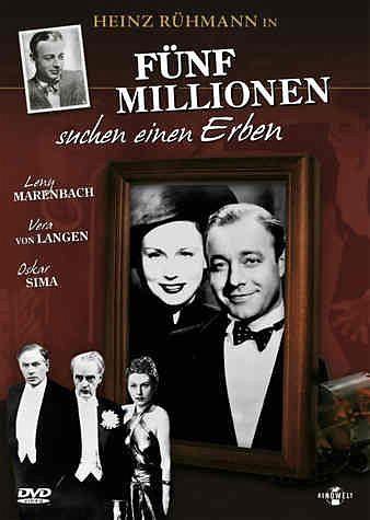 DVD »Fünf Millionen suchen einen Erben«