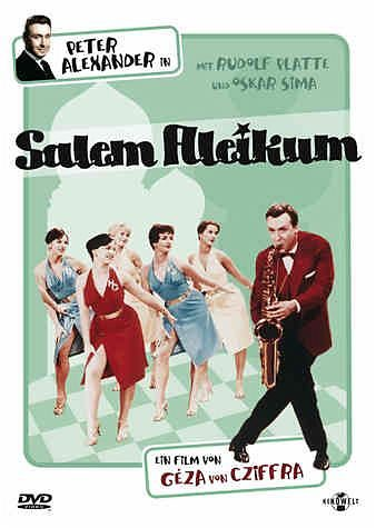 DVD »Salem Aleikum«