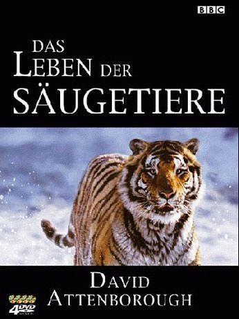 DVD »Das Leben der Säugetiere (4 DVDs)«