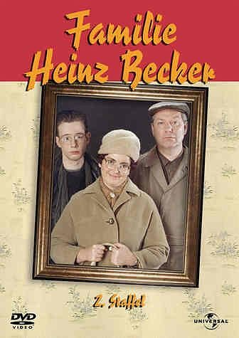 DVD »Familie Heinz Becker - 2. Staffel (2 DVDs)«