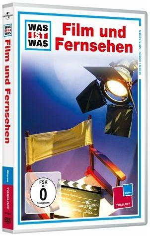 DVD »Was ist was TV - Film und Fernsehen«