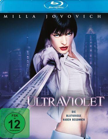 Blu-ray »Ultraviolet«