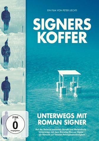 DVD »Signers Koffer - Unterwegs mit Roman Signer«
