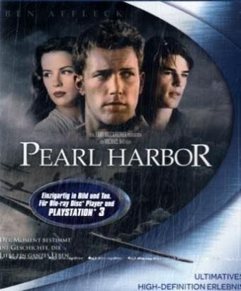 Blu-ray »Pearl Harbor, Blu-ray Disc«