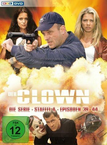 DVD »Der Clown - Die Serie, Staffel 4 (3 DVDs)«