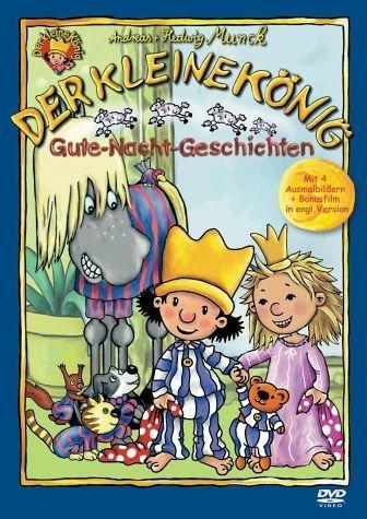 DVD »Der kleine König - Gute-Nacht-Geschichten«