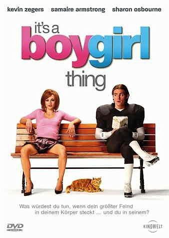 DVD »It's a Boy Girl Thing«