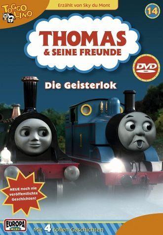 DVD »Thomas und seine Freunde (Folge 14) - Die...«