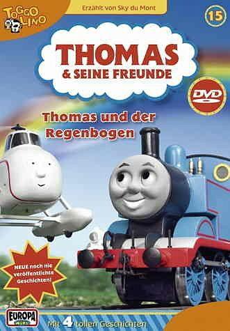DVD »Thomas und seine Freunde (Folge 15) - Thomas...«