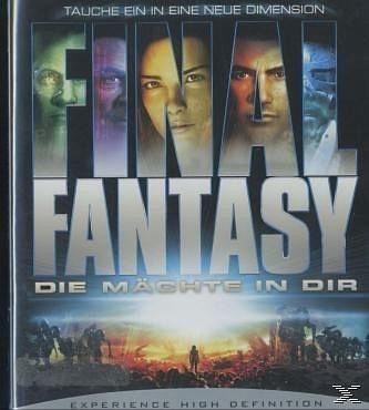Blu-ray »Final Fantasy - Die Mächte in Dir«