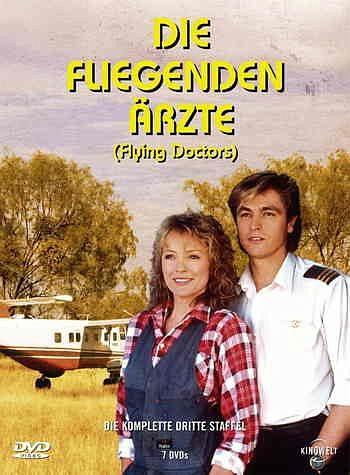 DVD »Die fliegenden Ärzte - Die komplette dritte...«