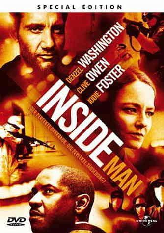 DVD »Inside Man (Special Edition)«