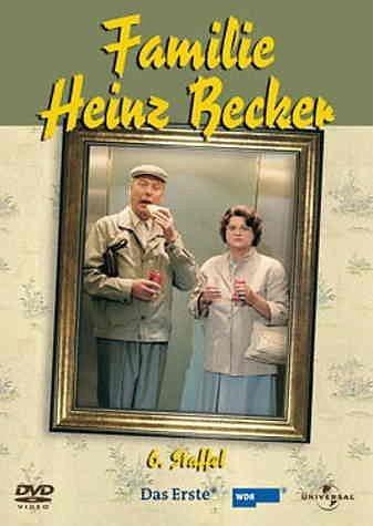DVD »Familie Heinz Becker - 6. Staffel (2 DVDs)«