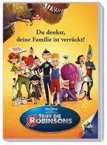 DVD »Triff die Robinsons«