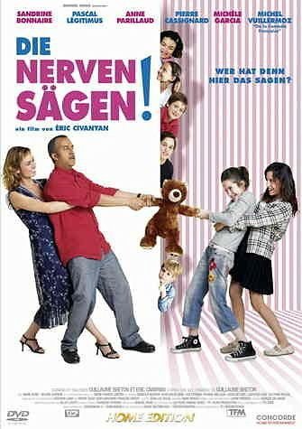 DVD »Die Nervensägen!«