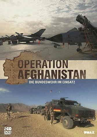 DVD »Operation Afghanistan - Die Bundeswehr im...«