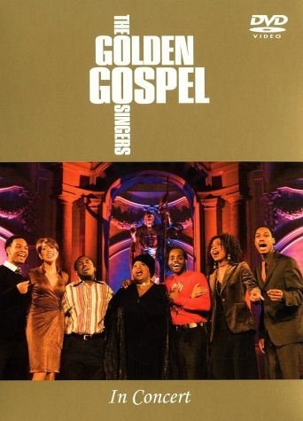 DVD »The Golden Gospel Singers - In Concert«