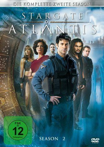 DVD »Stargate Atlantis - Season 2 (5 DVDs)«
