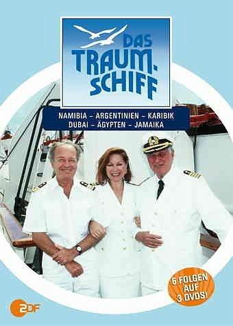 DVD »Das Traumschiff DVD-Box 5 (3 DVDs)«