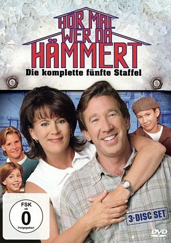 DVD »Hör mal, wer da hämmert - Die komplette fünfte...«