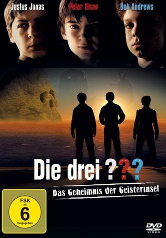 DVD »Die drei ??? - Das Geheimnis der Geisterinsel,...«