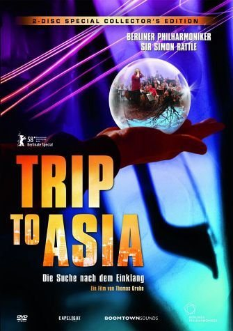 DVD »Trip to Asia (Special Edition, 2 DVDs)«