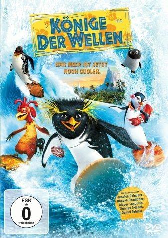 DVD »Könige der Wellen«