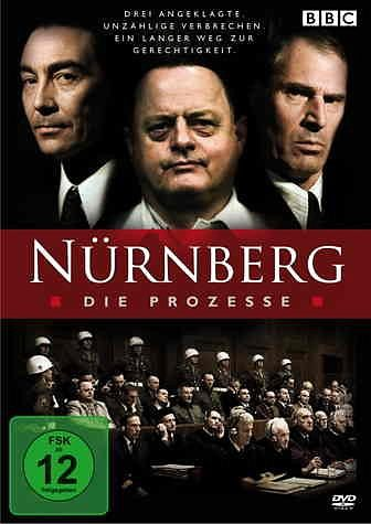 DVD »Nürnberg - Die Prozesse«