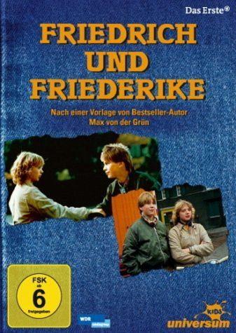 DVD »Friedrich und Friederike«