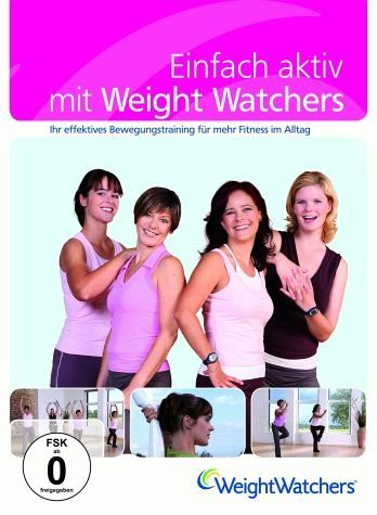 DVD »Einfach aktiv mit Weight Watchers«