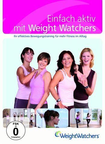 DVD »Einfach aktiv mit Weight Watchers«
