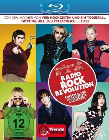 Blu-ray »Radio Rock Revolution«