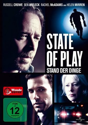 DVD »State of Play - Stand der Dinge«