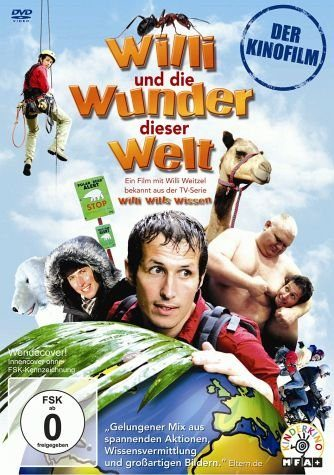 DVD »Willi und die Wunder dieser Welt«