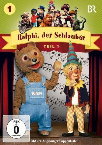DVD »Augsburger Puppenkiste - Ralphi, der Schlaubär...«