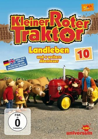 DVD »Kleiner roter Traktor 10 - Landleben«